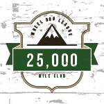 25,000 milestone