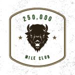250,000 milestone