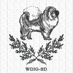 wheel dog intermediate gold special designation title earned