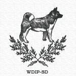 wheel dog intermediate platinum special designation title earned