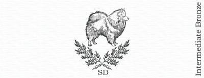 wheel dog intermediate bronze special designation title