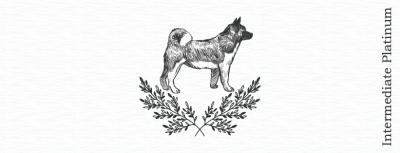 wheel dog intermediate platinum title