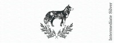 wheel dog intermediate silver title